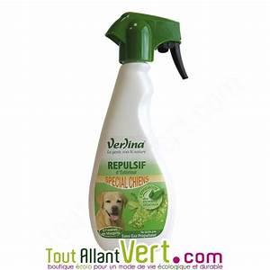 Repulsif Chat Exterieur Jardiland : spray r pulsif chiens naturel pour l ext rieur 500ml ~ Melissatoandfro.com Idées de Décoration