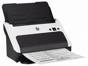 Hp scanjet pro 3000 s2 sheet feed scannerl2737a hp for Sheet feed document scanner