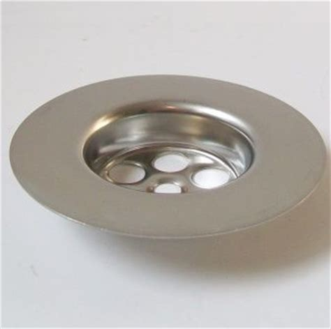 mcalpine stainless steel mm centre pin waste flange