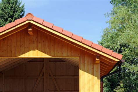 Fertiggaragen Aus Holz by Fertiggaragen Aus Holz