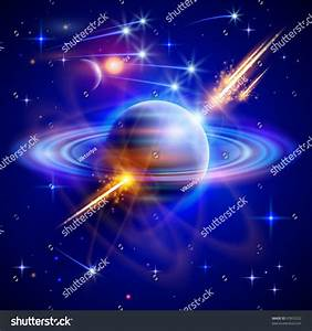 Magical Space - Stars, Planets, Comets, Meteors, Nebulae ...
