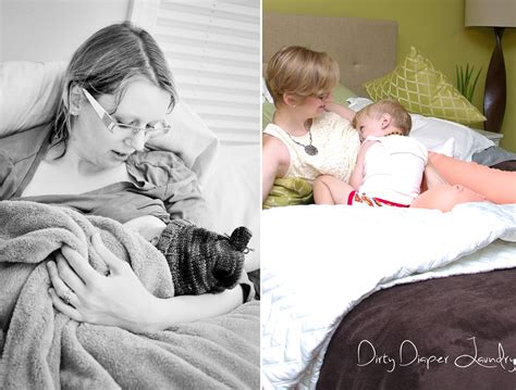 What Its Really Like To Breastfeed After 25 Years
