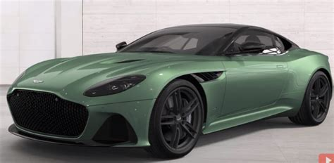 2019 Aston Martin Dbs Superleggera Colors