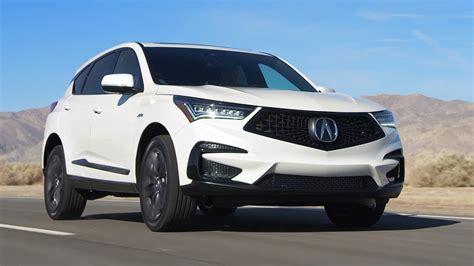 2019 Acura MDX White : 2019 Acura Rdx A-spec
