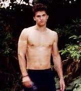 I'm picturing a newborn with a sixpack, toby cavanaugh ...