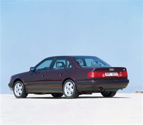 1993 audi 100 avant 4a c4 information and specs auto database