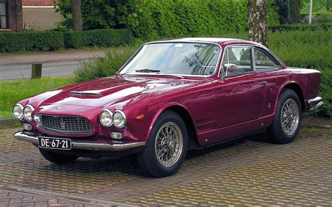 vintage maserati ghibli old and classic maserati car pictures maserati history