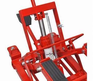 Cric Hydraulique Pas Cher : acheter cric hydraulique pour moto vtt 680kg rouge pas ~ Dailycaller-alerts.com Idées de Décoration