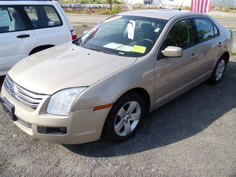 Ford Fusion Horsepower by 2008 Ford Fusion V6 Horsepower