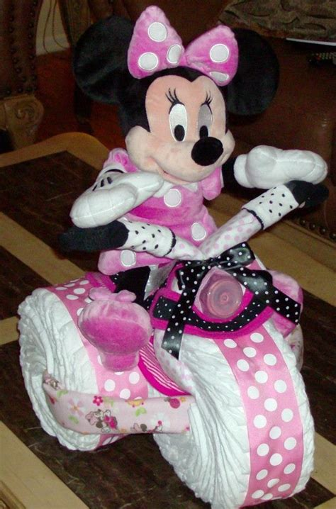 minnie mouse diaper bike      wifes baby