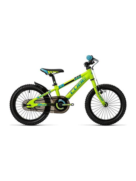 cube fahrrad kinder cube kinder fahrrad 16 quot kid 160 gr 252 n