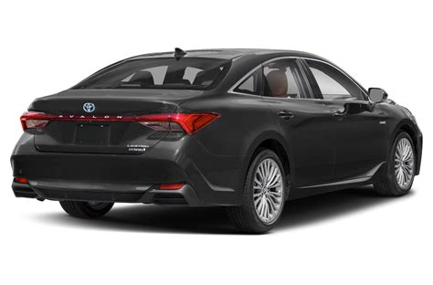 avalon toyota variable adaptive suspension hybrid sedan xle