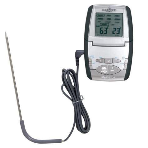 thermomètre à sonde cuisine mastrad thermo sonde de cuisson achat vente