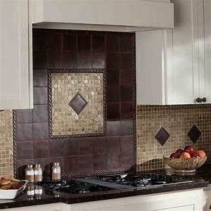 101 best kitchen back splash natural stone images on With home design 101 back splash tile
