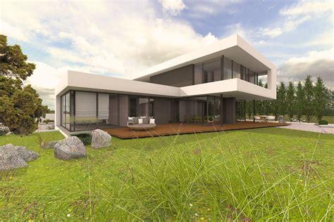 Moderne Häuser L Form by Designhaus Mit Flachdach In Sachsen Anhalt Bauhaus And