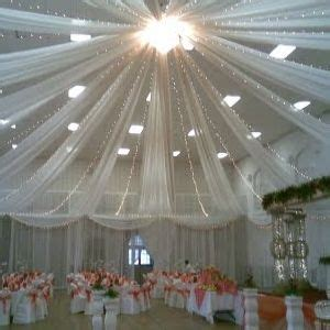 decorating ideas using tulle how to decorate a wedding