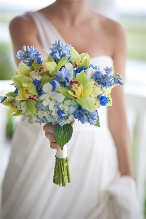 rustic chic blue and green wedding every last detail
