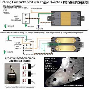 Coil Split Hss Wiring Diagram