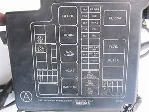 Under Bonnet Fuse Box