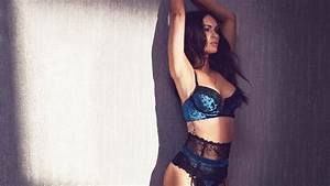 Megan Fox Strips Down To Lacy Lingerie In New Pic From Her