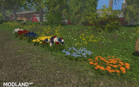 fs 15 placeable libra v 1 0 placeable objects mod f 252 r placeable flowers mod for farming simulator 2015 15 fs New