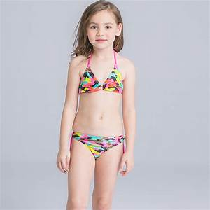 Aliexpress.com : Buy Camouflage Bathing Suit for Girls ...
