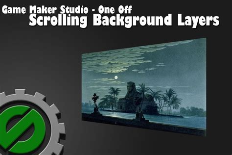 game maker scrolling background layers youtube