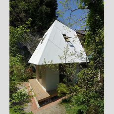 Compact Diamondshaped House Plan By Yuji Tanabe