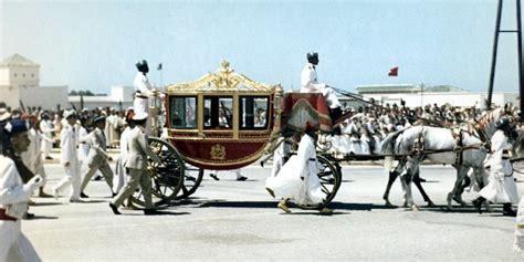 Ce Carrosse A été Offert Au Sultan Du Maroc Par Une Reine