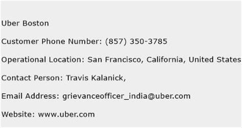contact uber by phone uber boston customer service phone number toll free