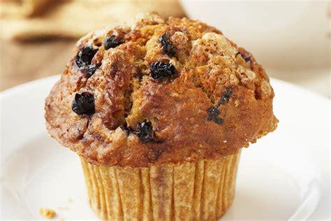Muffins au son, aux bananes et aux raisins secs- Kraft Canada