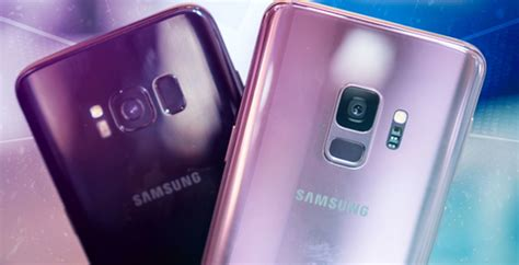samsung galaxy s9 vs galaxy s8 welcome changes android authority