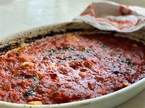 simple pasta sauces roasted tomato sauce