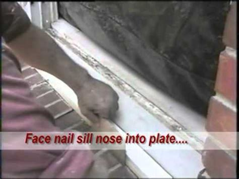 Buy Window Sill Replacement by How To Rotted Window Sill Repair Kattermann S Handyman