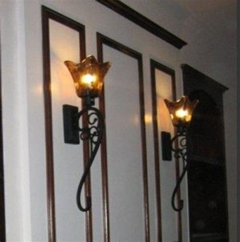 industrial wall sconce antique black china hotel wall