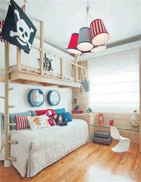 Pirate Ship Interior Design For 6 Year Boy by 20 Pirate Themed Bedroom For Your Adventure Home