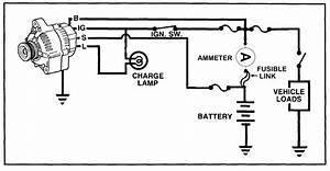 Tr2  3  3a Wiring Ammeter With The British Wiring Alternator