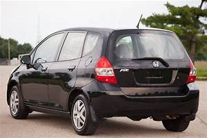 2007 Used Honda Fit For Sale  5