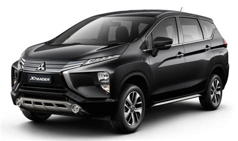 Mitsubishi Xpander Limited Picture by Mitsubishi Xpander Mpv Now In Thailand Imported Cbu From