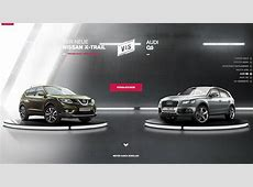 Nissan Website Pits New XTrail Against Japanese and