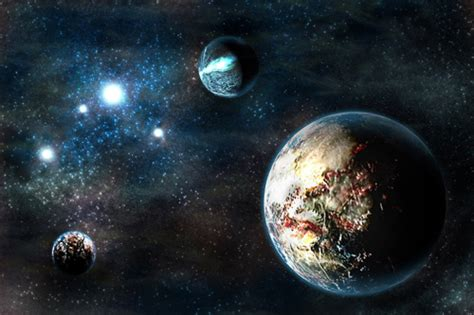 35+ Gambar Keren Luar Angkasa Antariksa Astronomi