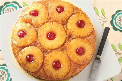 rising pineapple upside  cake recipe king