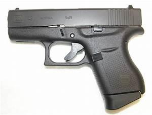 Glock 43 9mm Compact Semi-Auto Pistol (New) | Rare ...