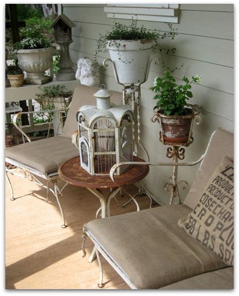 Best 25  Shabby chic porch ideas on Pinterest   Shabby