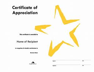 10 best images of star award certificate star performer With star performer certificate templates
