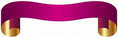 Banner Transparent Clip Cake Banners Boarders Toppers