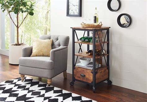 Better Homes And Gardens Rustic Country Living Room Set better homes and gardens rustic country tech pier