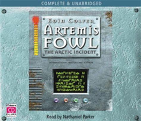9780141803838 Artemis Fowl The Arctic Incident  Eoin Colfer