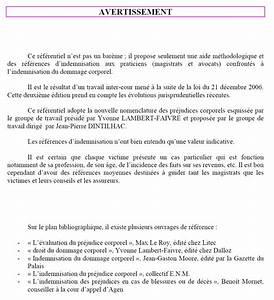 Lettre De Contestation Taux Ipp Accident Travail : annexes ~ Maxctalentgroup.com Avis de Voitures