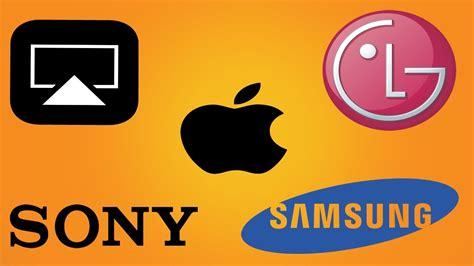 Apple is putting AirPlay 2 on Samsung Vizio LG Sony TVs